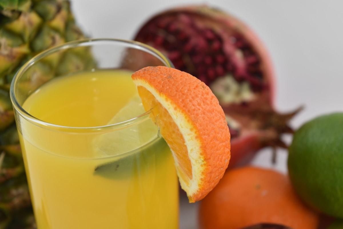 beverage, citrus, drink, fresh, fruit cocktail, fruit juice, full, key lime, oranges, food