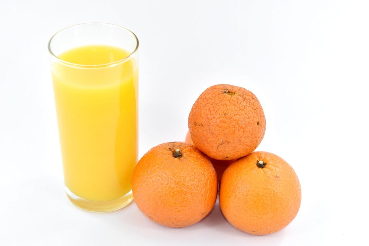 kolhydrat, färska, fruktjuice, vätska, mandarin, vegetarisk, vitamin, Citrus, söt, frukt