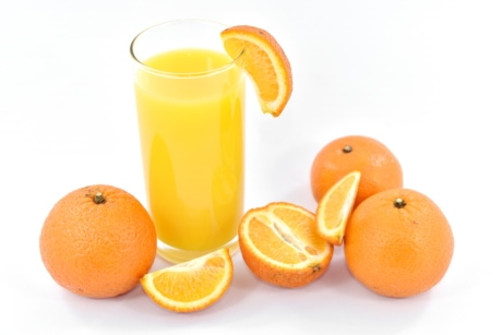 breakfast, citrus, drink, fruit cocktail, orange peel, oranges, vegetarian, sweet, orange, tropical