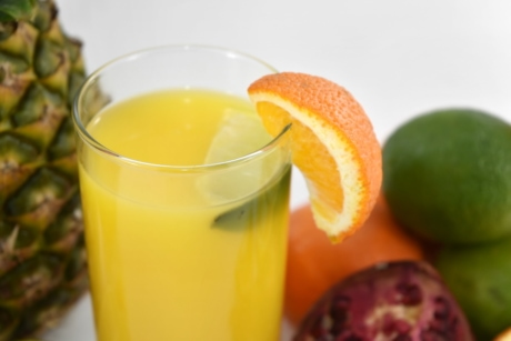 agrumes, cocktail de fruits, jus de fruits, lime clés, limonade, Mandarin, ananas, vitamines, boisson, fruits