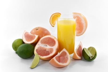 beverage, fresh, fruit cocktail, grapefruit, key lime, lemonade, food, citrus, tropical, fruit
