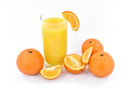 citrus, fresh, fresh water, fruit cocktail, fruit juice, half, mandarin, slices, fruit, vitamin