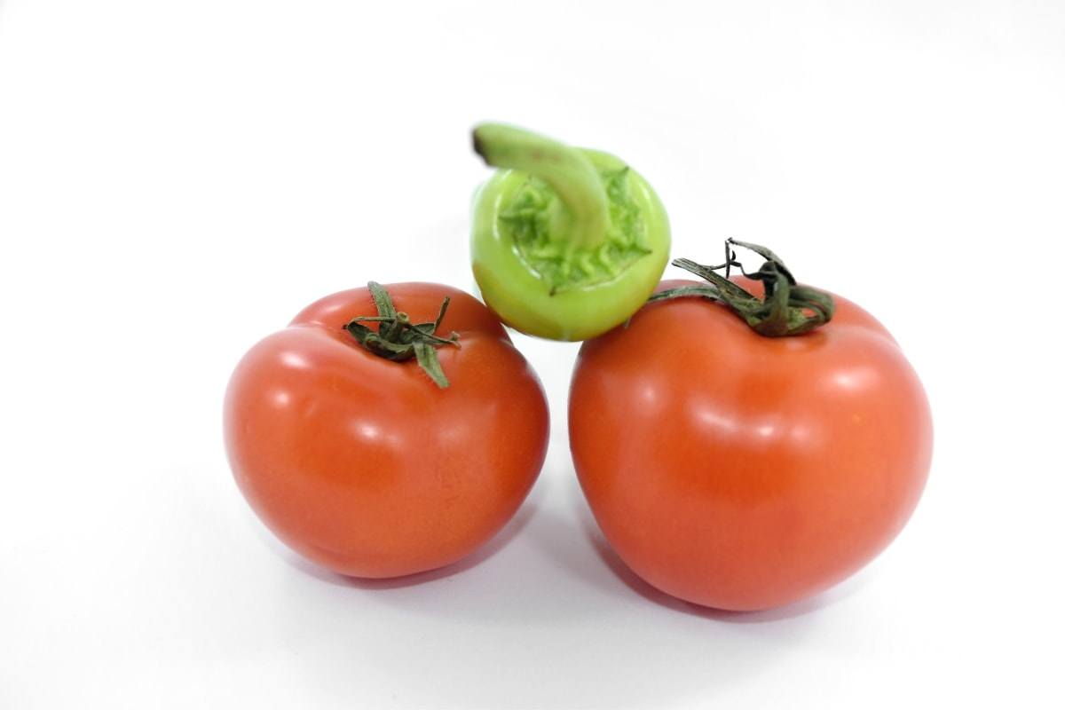 pepper, vitamins, food, tomatoes, vegetable, vegetarian, nutrition, tomato, ingredients, delicious