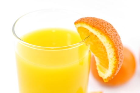 blurry, bright, drink, fresh, fruit juice, mandarin, slice, beverage, healthy, juice