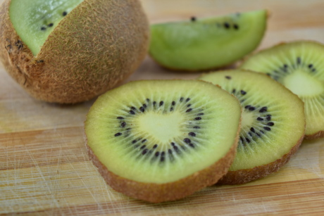 bitter, fruit, kiwi, slices, tasty, vitamin, fresh, tropical, diet, healthy