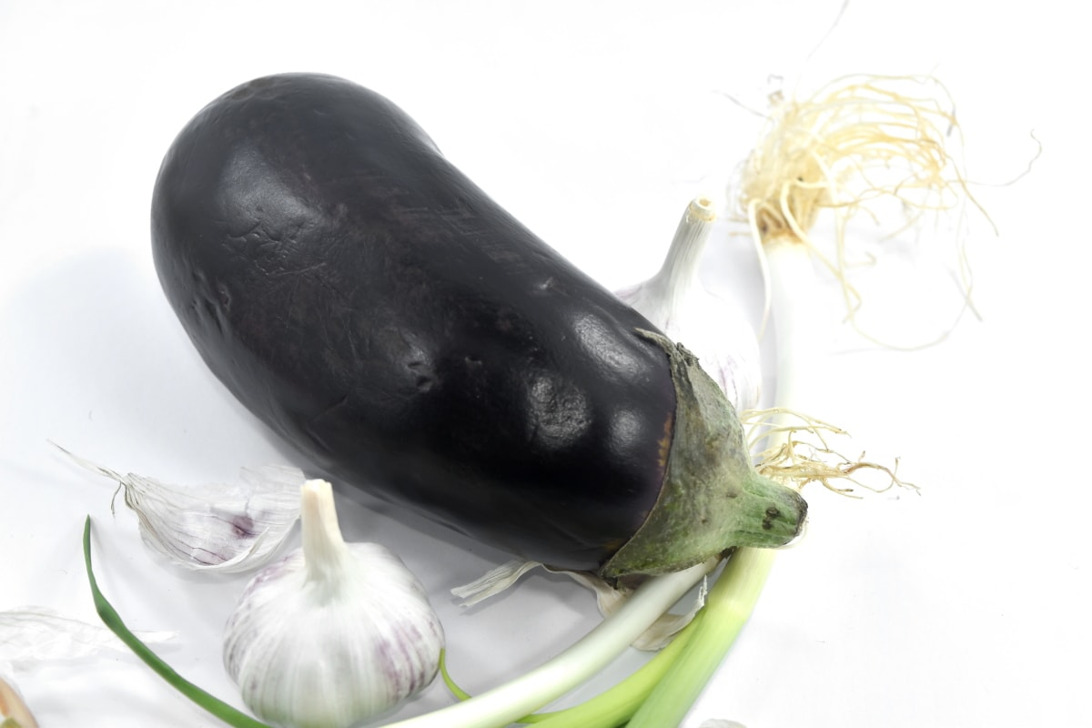 antioxidant, chives, leek, onion, eggplant, vegetable, food, nature, ingredients, nutrition