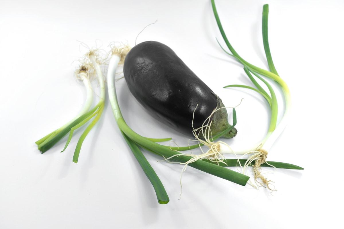 chive, eggplant, leek, onion, nature, ingredients, leaf, health, food, cooking