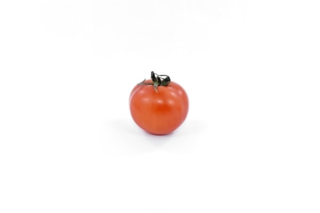 agriculture, antioxidant, fresh, product, round, single, tomato, vegetable, diet, healthy