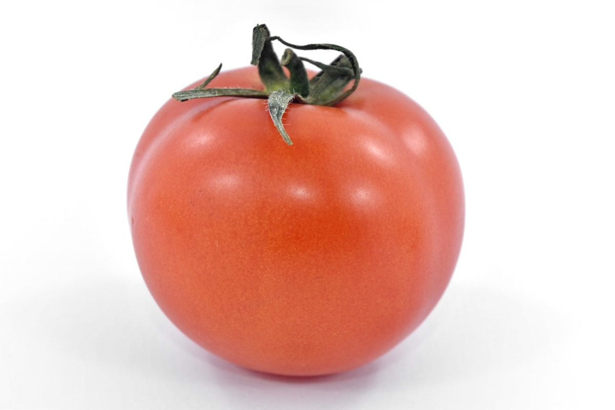 close-up, product, round, single, tomato, whole, healthy, food, tomatoes, fresh