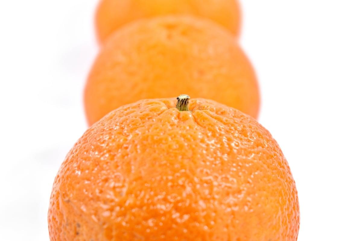 close-up, orange peel, oranges, whole, fruit, sweet, mandarin, vitamin, citrus, healthy