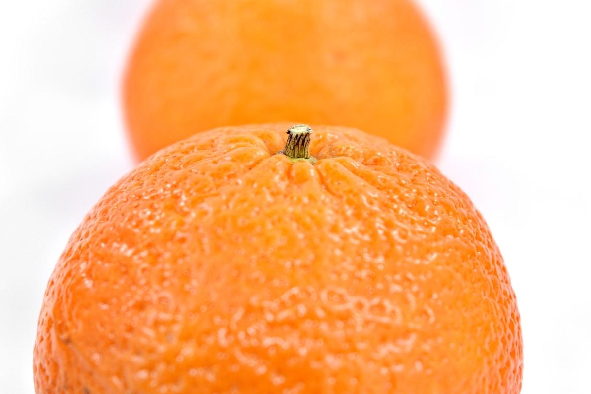 close-up, orange peel, oranges, whole, sweet, fruit, orange, citrus, mandarin, tangerine