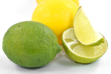 bitter, half, key lime, lemon, ripe fruit, slices, tropical, fruit, vitamin, health