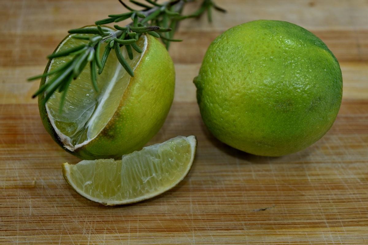 antioxidant, aromatic, dark green, fresh, key lime, lemon, ripe fruit, tasty, twig, fruit