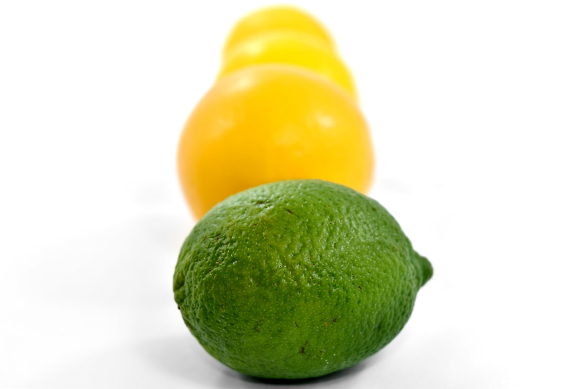 kyselina askorbová, horká, citrus, vápno, citrón, zrelé plody, vitamín C, jedlo, ovocie, tropický