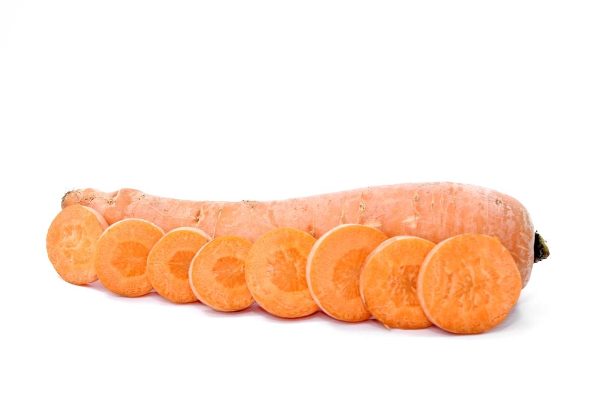 antioxidant, ascorbic acid, carrot, herb, vegetable, vitamin C, food, slice, snack, diet