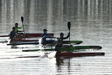 boys, canoeing, championship, race, sport, teamwork, paddle, water, canoe, competition