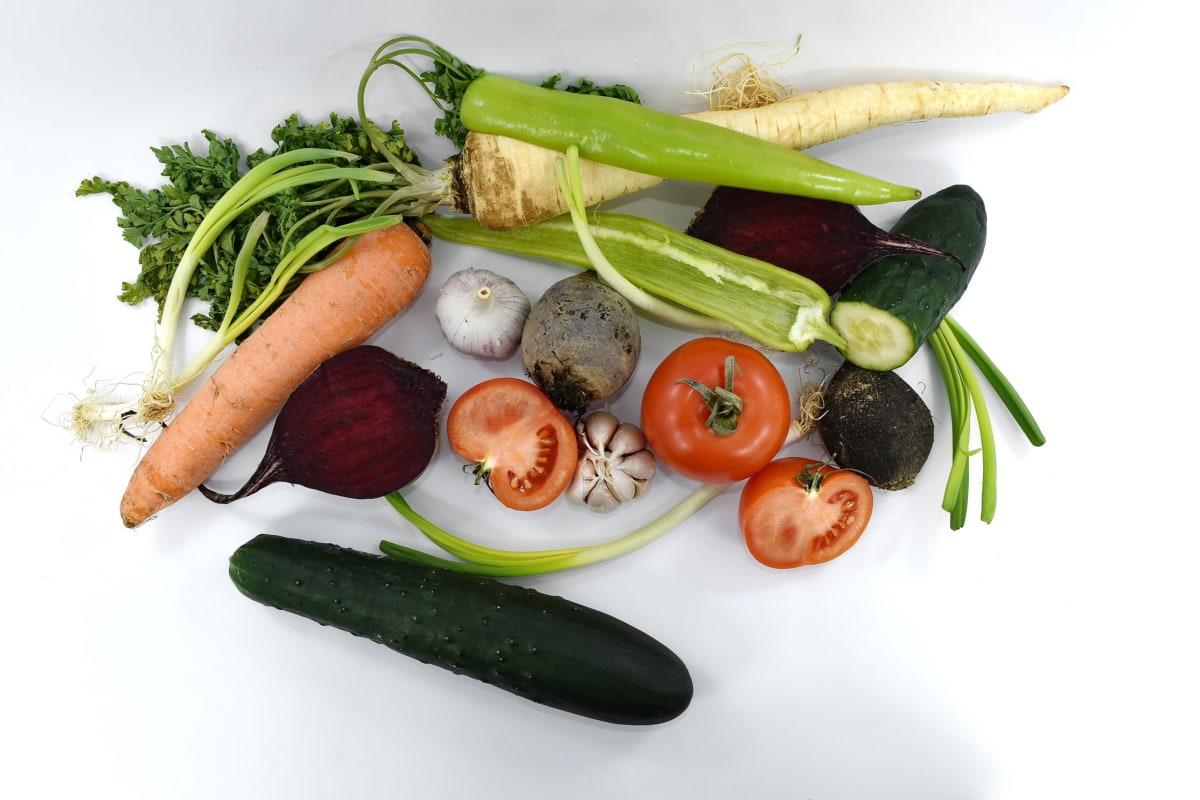 beetroot, leek, parsley, radish, tomatoes, food, vegetables, tomato, vegetable, health