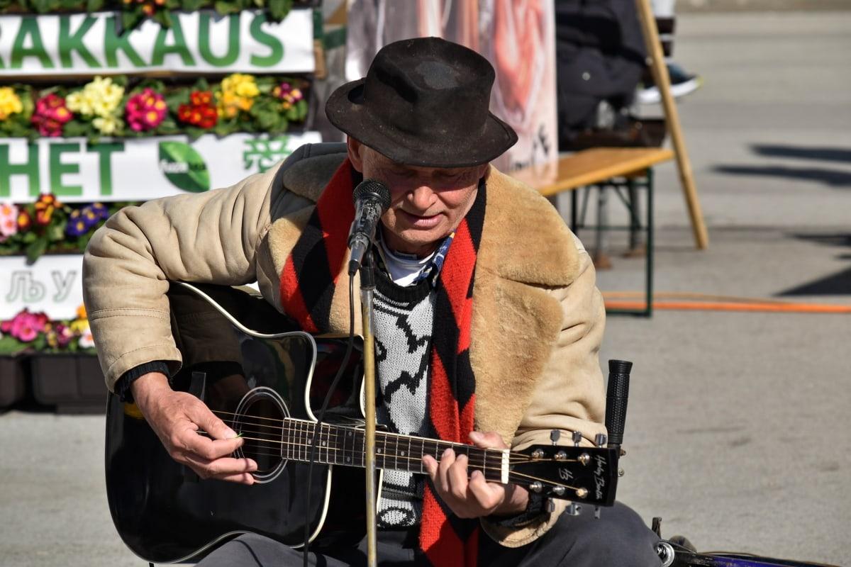 âm nhạc, mũ, Lễ hội, nhạc sĩ, hiệu suất, đường phố, người, ca sĩ, buổi hòa nhạc, Ban nhạc