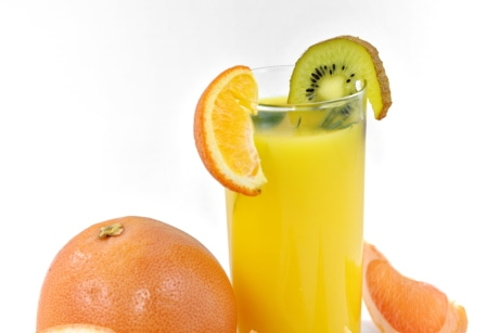 antioxydant, arôme, cocktail de fruits, pamplemousse, pimenter, vitamine C, vitamines, tropical, fruits, orange
