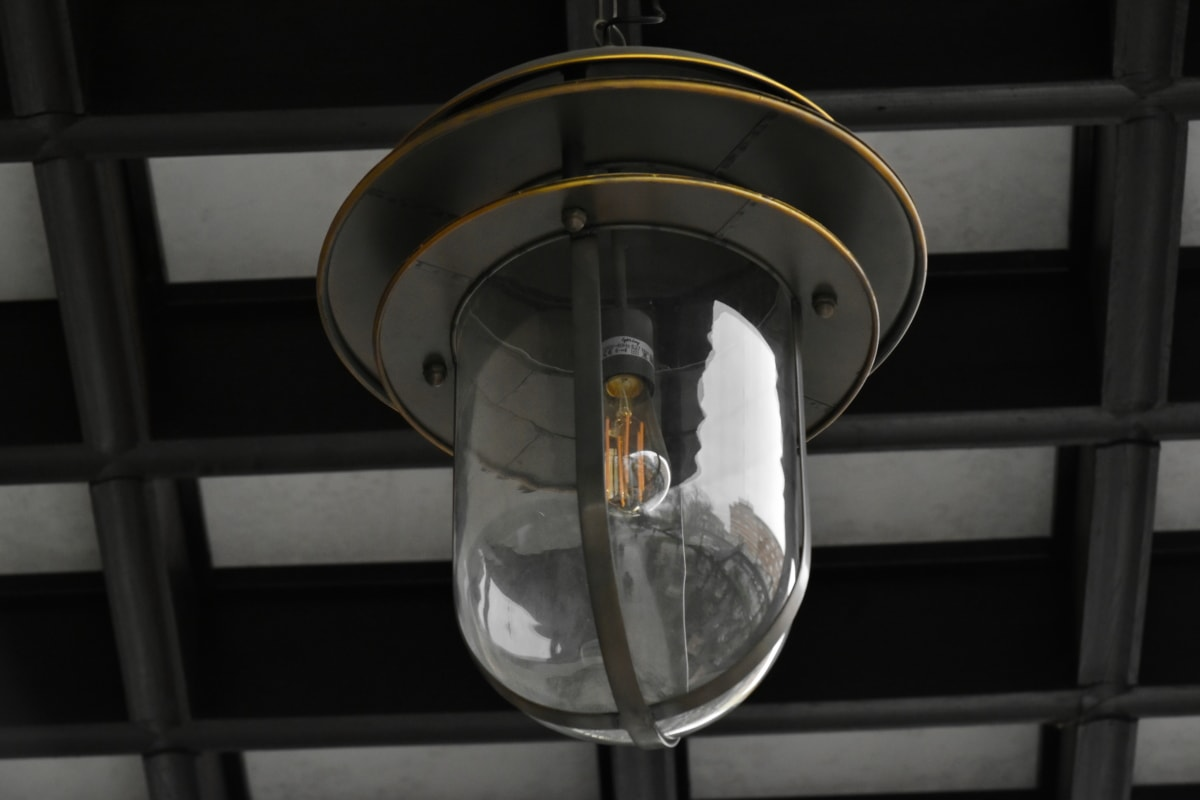 plafon, Vintage, lampa, strada, energie electrică, lumina, urban, în interior, oraș, arhitectura