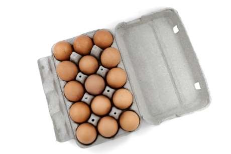 egg, food, cholesterol, shell, box, cooking, healthy, nutrition, carton, container