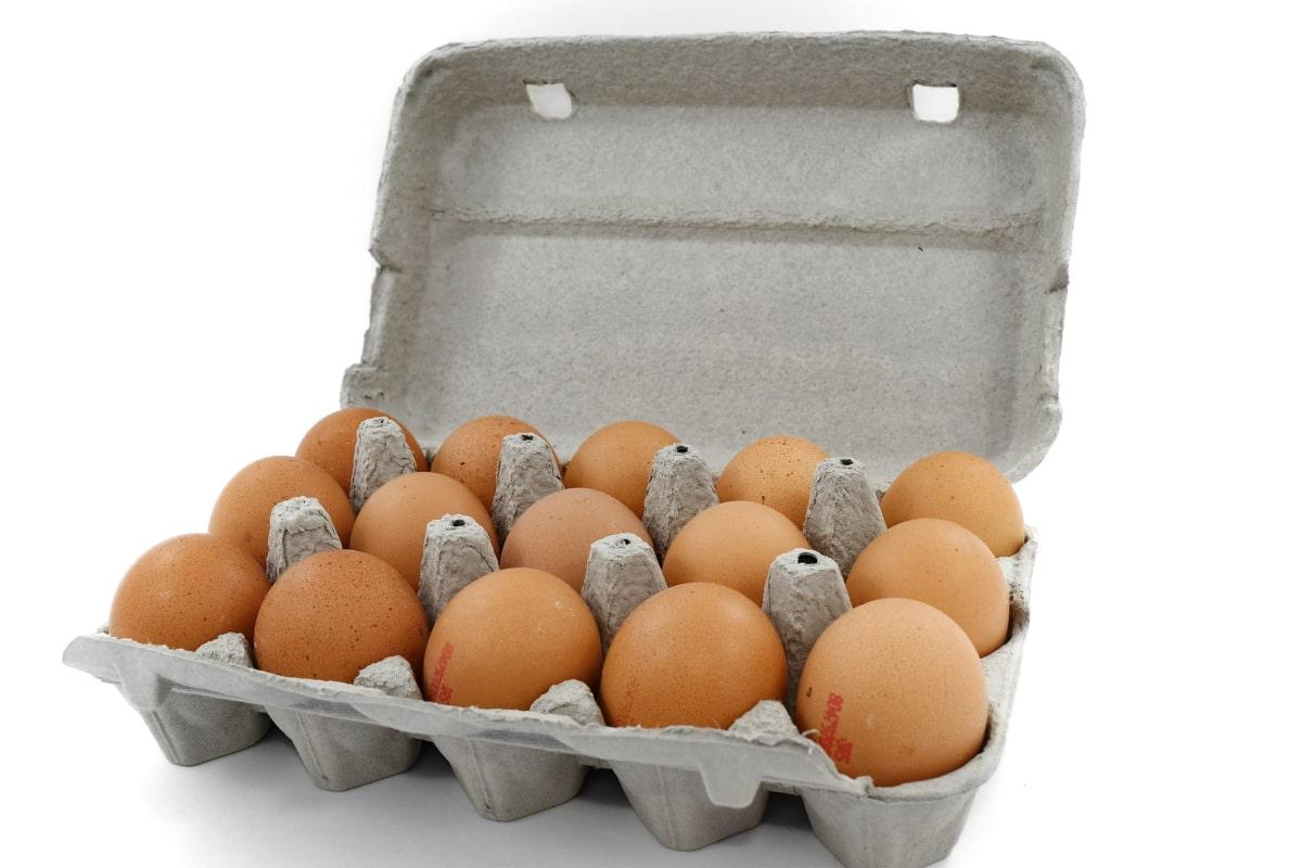 Ernährung, Ei, Eierkarton, Essen, Ware, Paket, Produkt, Schale, Karton, Geflügel