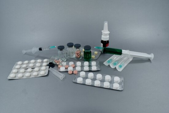 aspirin, cure, injection, injector, medication, pills, prescription, syringe, therapy, treatment