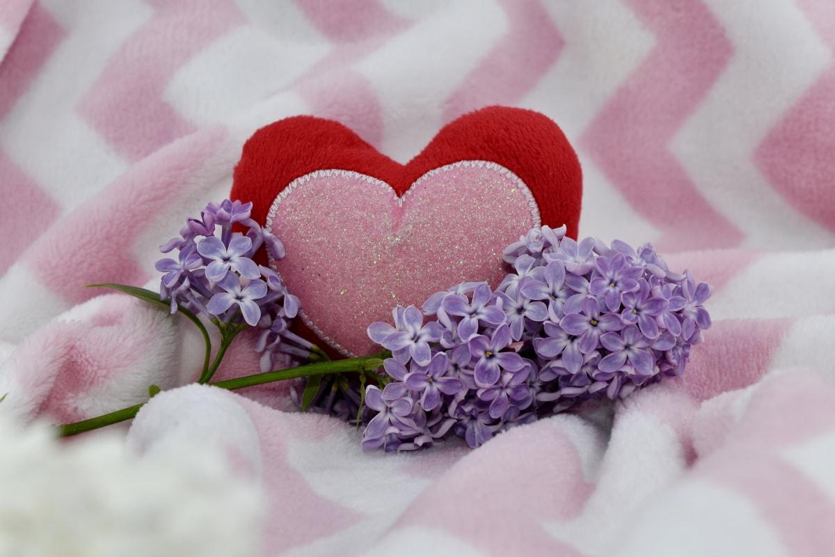 цвете, Люляк, венчелистче, Любов, романтика, природата, Ароматерапия, баня, лечение, сватба