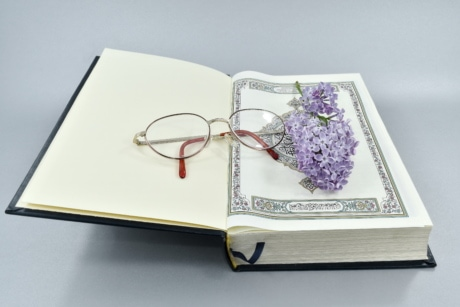 book, eyeglasses, illustration, poetry, reading, wisdom, paper, education, notebook, literature