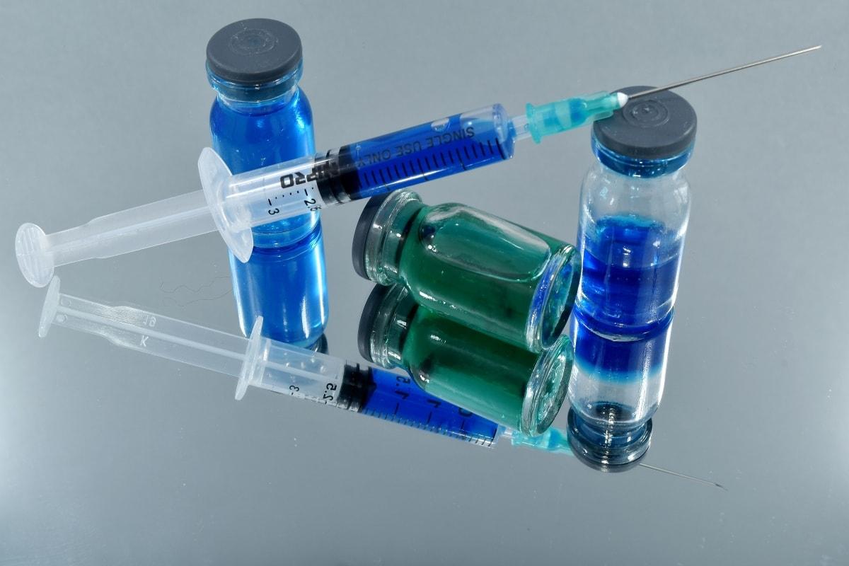 毒素, 蓝色, 冠肺炎 COVID-19, 绿色, 液, 血清, 医学, 塑料, 医疗保健, 科学