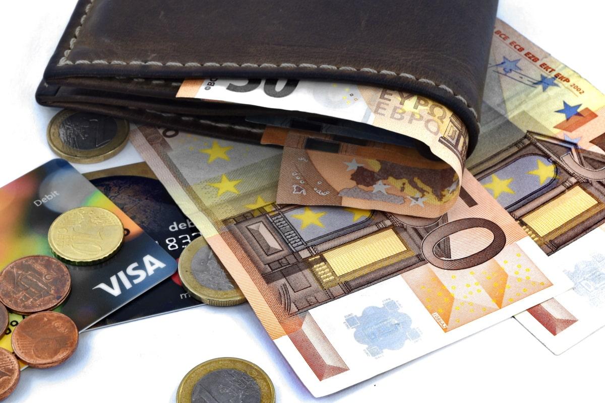 은행, 현금, 경제 성장, 인플레이션, 투자, 비즈니스, 금융, 종이, 유로, 통화
