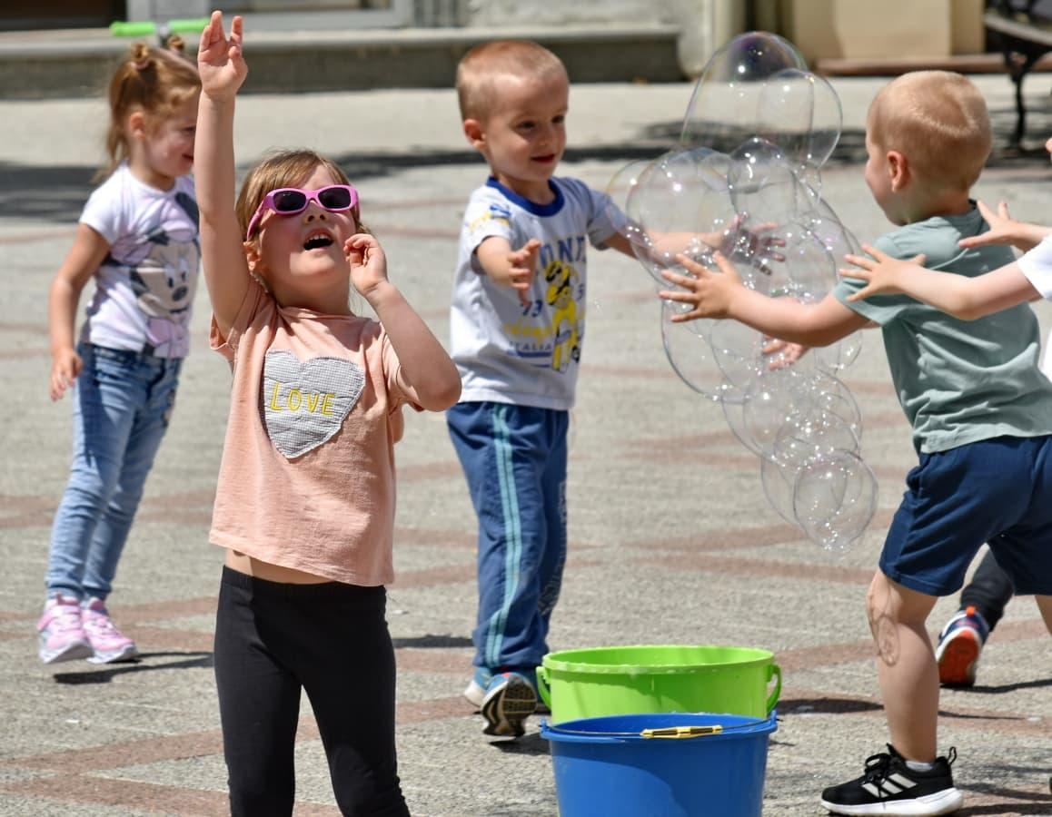 cheerful, childhood, enjoyment, fun, happiness, kids, playful, smiling, child, boy