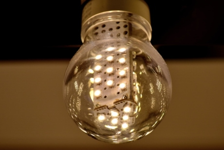 diode, electricity, light, light bulb, modern, technology, transparent, glass, reflection, still life