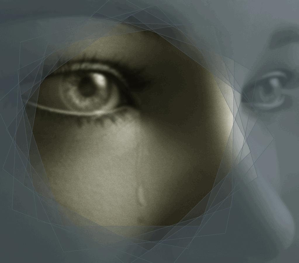 eyeball, eyelashes, eyes, fantasy, teardrop, surreal, portrait, face, art, girl