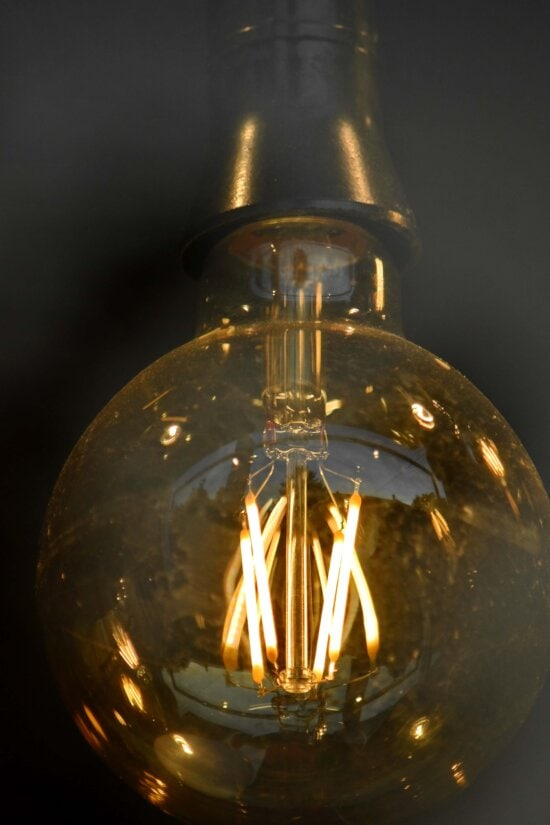 transparent, voltage, light bulb, lamp, wire, electricity, light, shining, glass, bright