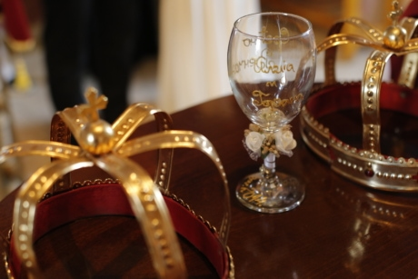 ceremony, church, crown, relict, religion, religious, wedding, beverage, glass, alcohol