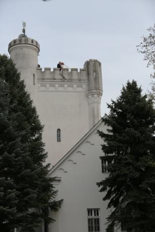 mladenka, dvorac, mladoženja, brak, vjenčanje, toranj, utvrda, palača, arhitektura, tvrđava