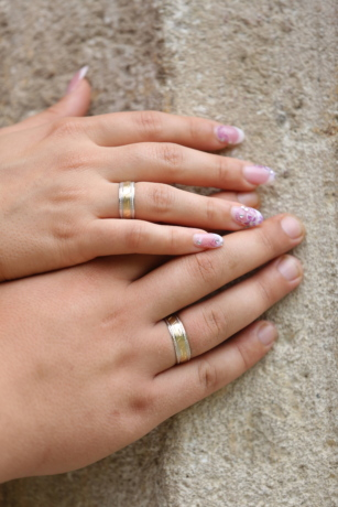 hands, manicure, rings, romance, skin, touch, wedding, wedding ring, woman, hand