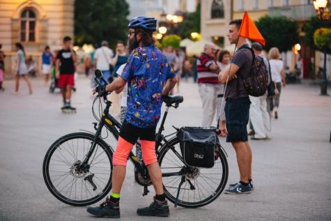 andar en bicicleta, paisaje urbano, bicicleta de montaña, Turismo, Turismo, viajero, Carretera, deporte, calle, personas