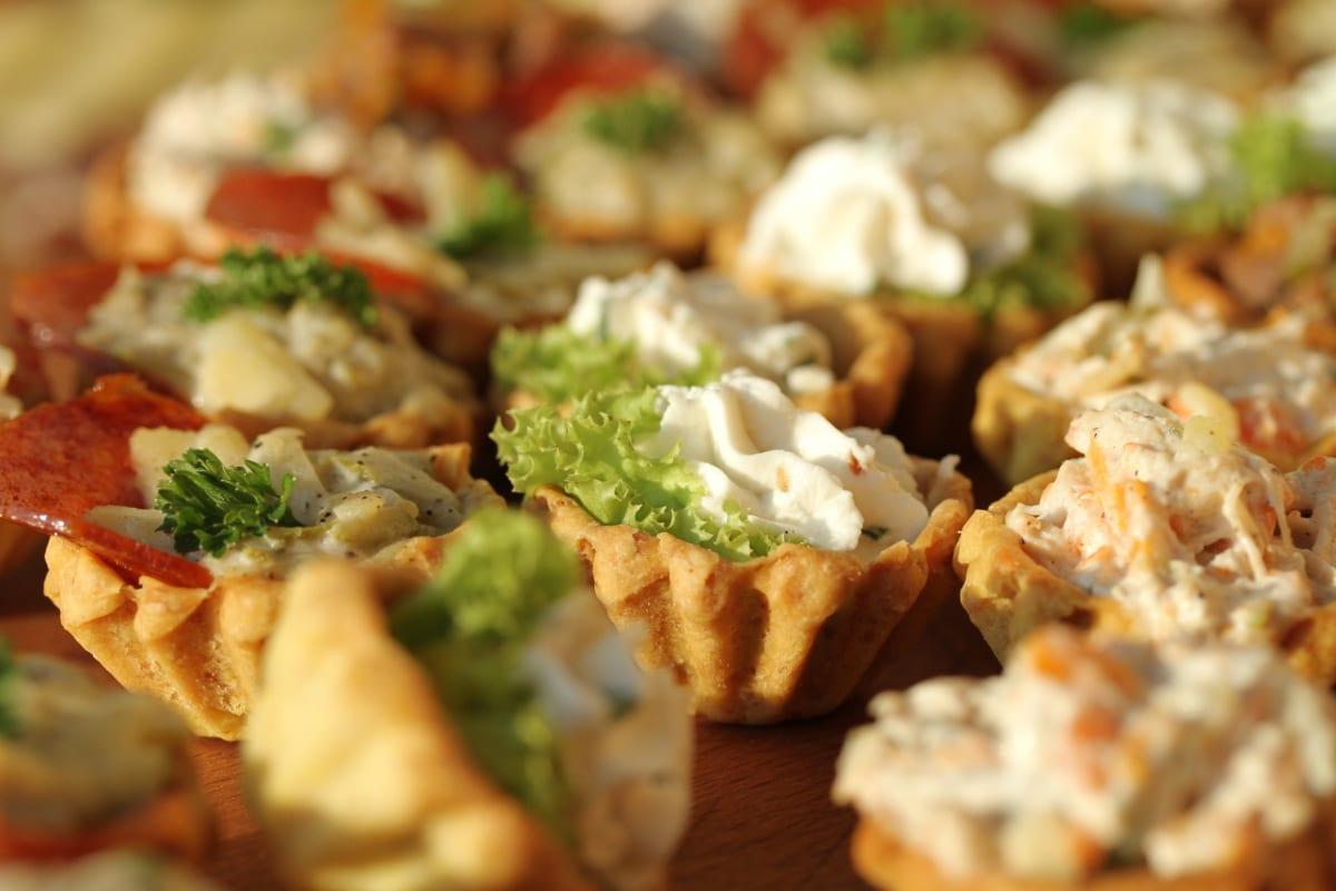 deilig, salat, middag, forrett, parabolen, måltid, mat, lunsj, tradisjonelle, hjemmelaget