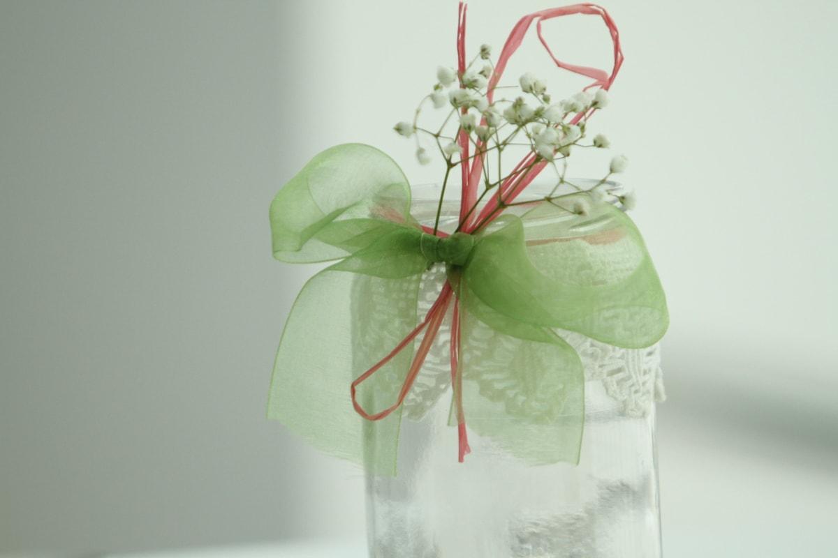 elegáns, kézzel készített, házi, jar, romantikus, váza, növény, virág, Csendélet, természet