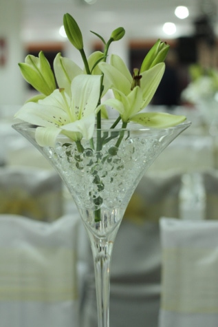 væske, elegante, glass, bukett, romantikk, bryllup, blomst, kjærlighet, blad, luksus