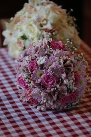 μπουκέτο, δώρα, τριαντάφυλλα, λουλούδι, τριαντάφυλλο, Γάμος, διακόσμηση, ροζ, ρύθμιση, λουλούδια