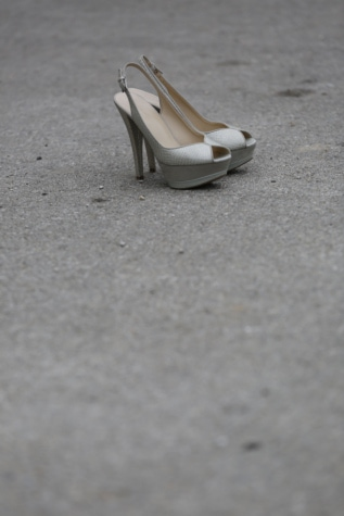 fashion, footwear, glamour, leather, sandal, shoe, shoes, side view, style, white