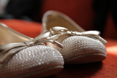 leather, fashion, footwear, shoe, sandal, shining, indoors, blur, luxury, still life