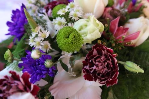 bouquet, decorative, romance, arrangement, flower, love, decoration, rose, leaf, cluster