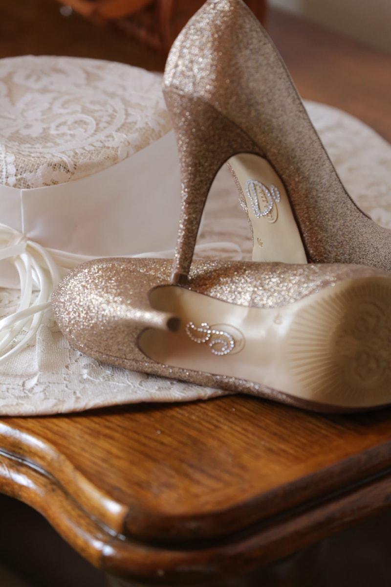 elegance, glamour, hat, heels, luxury, shining, shoes, styling, wedding, sandal