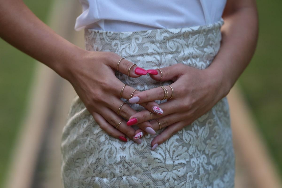 emas, tangan, tampan, perhiasan, manikur, kulit, perawatan kulit, kurus, pernikahan, gaun pengantin