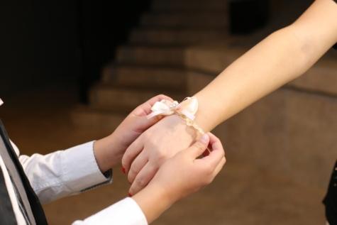 남자 친구, 여자 친구, 손, 사랑, 터치, 여자, 웨딩, 신부, 소녀, 신랑
