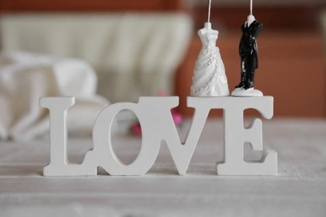 bruden, keramiska, figur, brudgummen, handgjorda, Kärlek, miniatyr, objekt, porslin, Silk